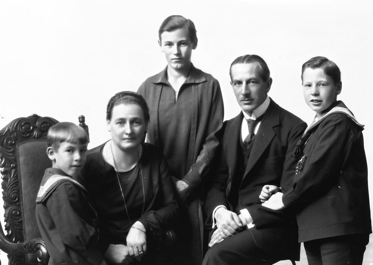 Familjen Sigurd Eriksson