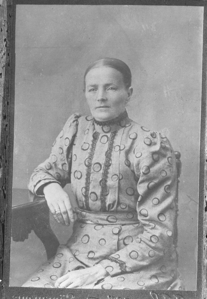 Fru Björklund