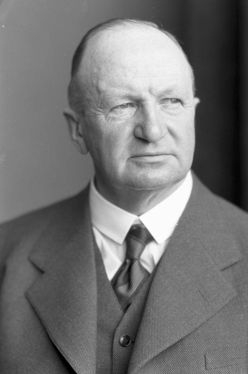 Förvaltare A. Eiritz, Skutskär