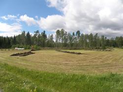 Arkeologisk utredning, schakt i nordöstra åkern, Marma, Alun