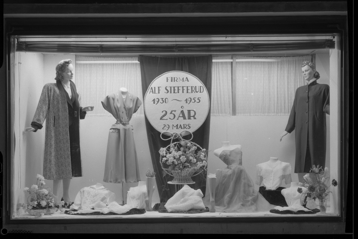Stefferuds vindu, 25års-jubileum