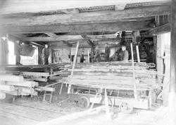 Interiör, Lenna bruks AB, Länna, Almunge socken, Uppland 194