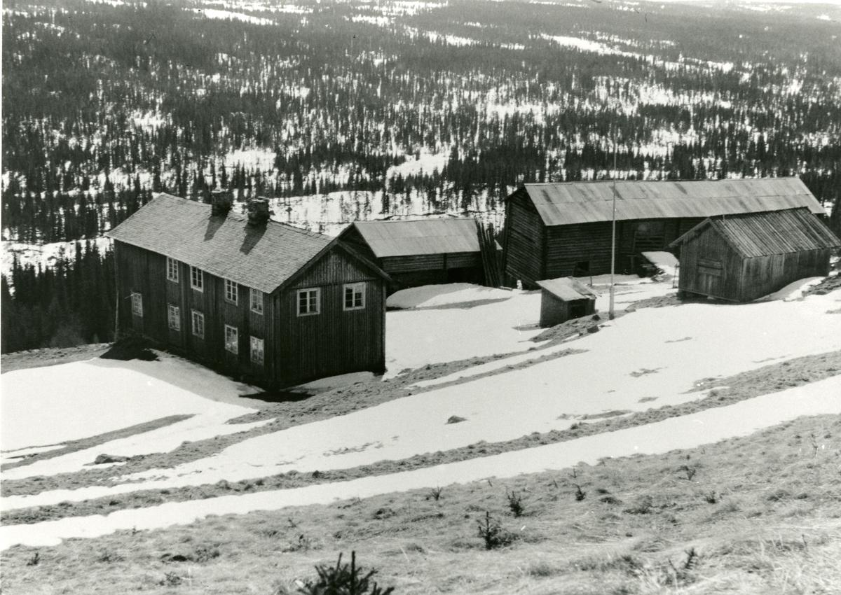 Hølersetre, Sør-Aurdal