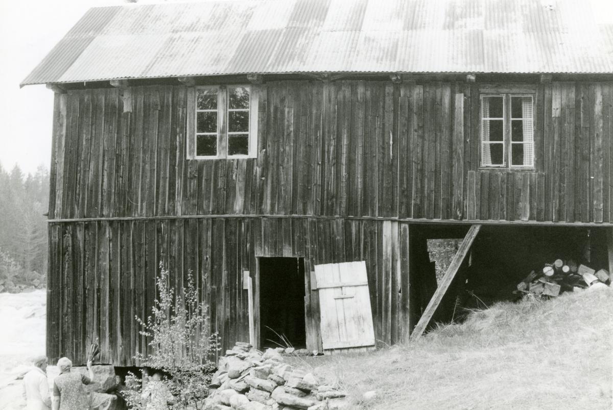 Huset mølle, Hedalen