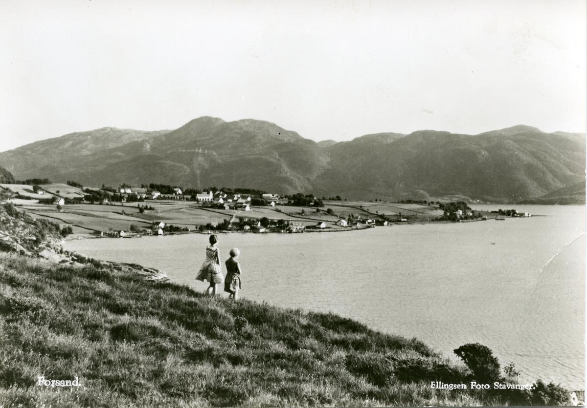 fjell, fjord