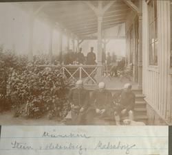 Månsken. Stein, von Hedenberg, Malmborg.