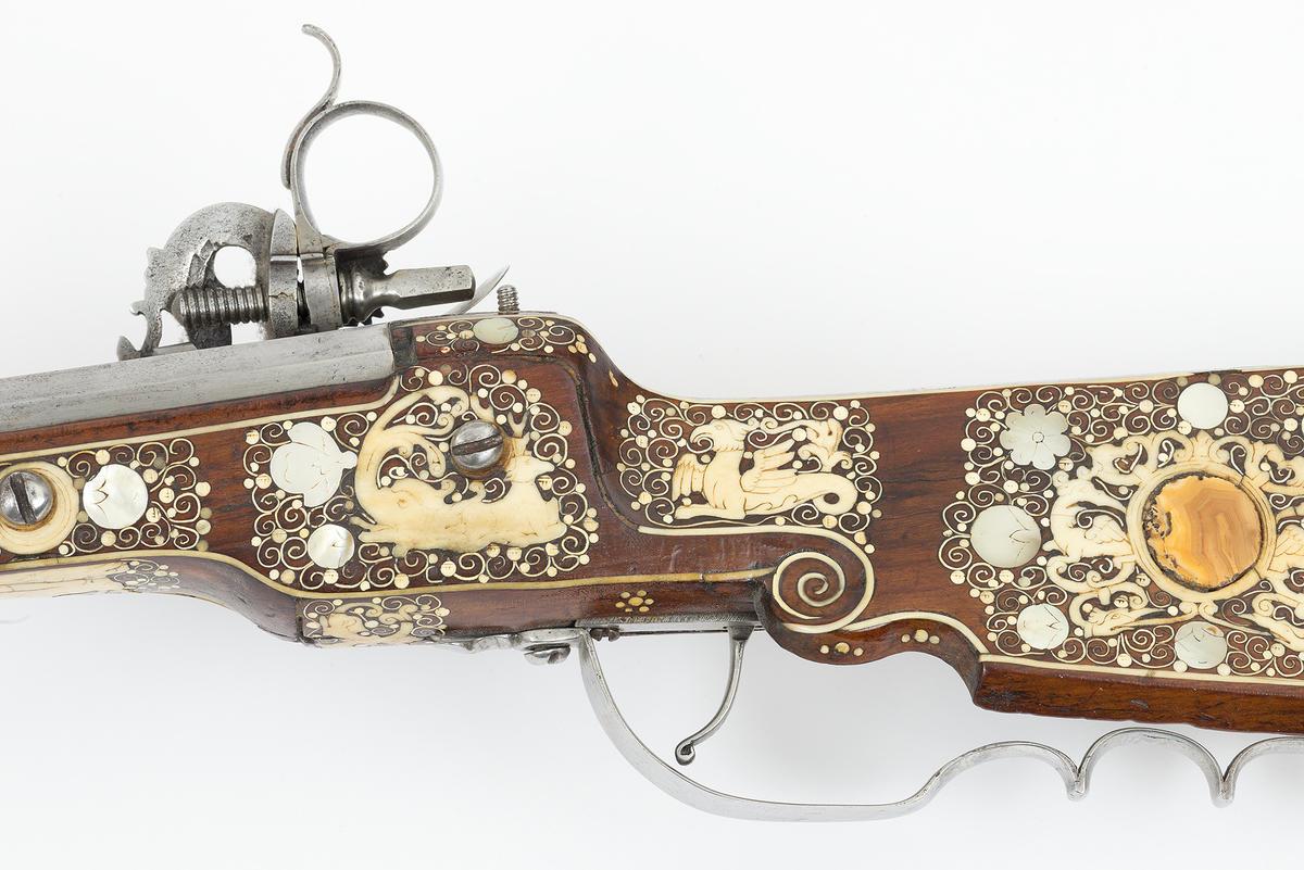 Våpen fra 1500-tallet (Foto/Photo)