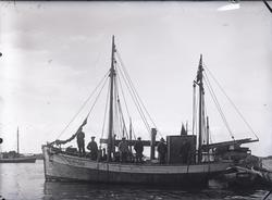 Fiskekutter Reg. C.502