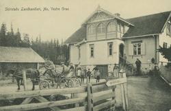 Skirstad Landhandleri, Mo, Vestre Gran
