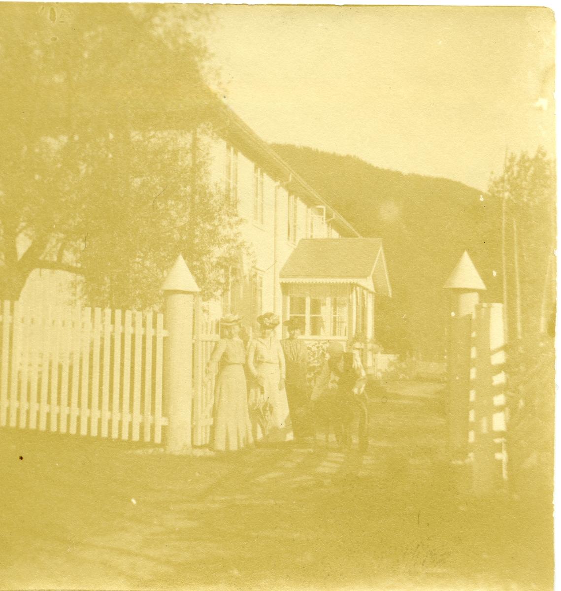 Prestegarden, Bagn, Sør-Aurdal.