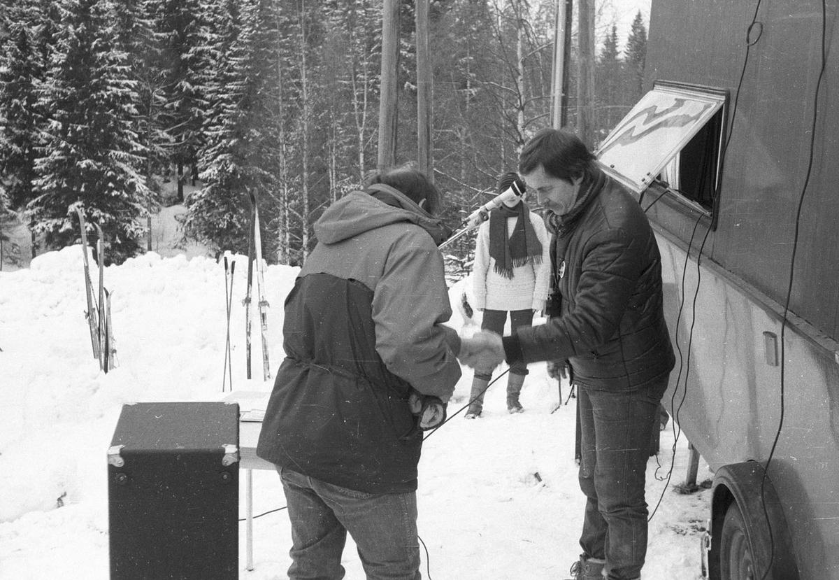 Fra vinterferieuka 1984