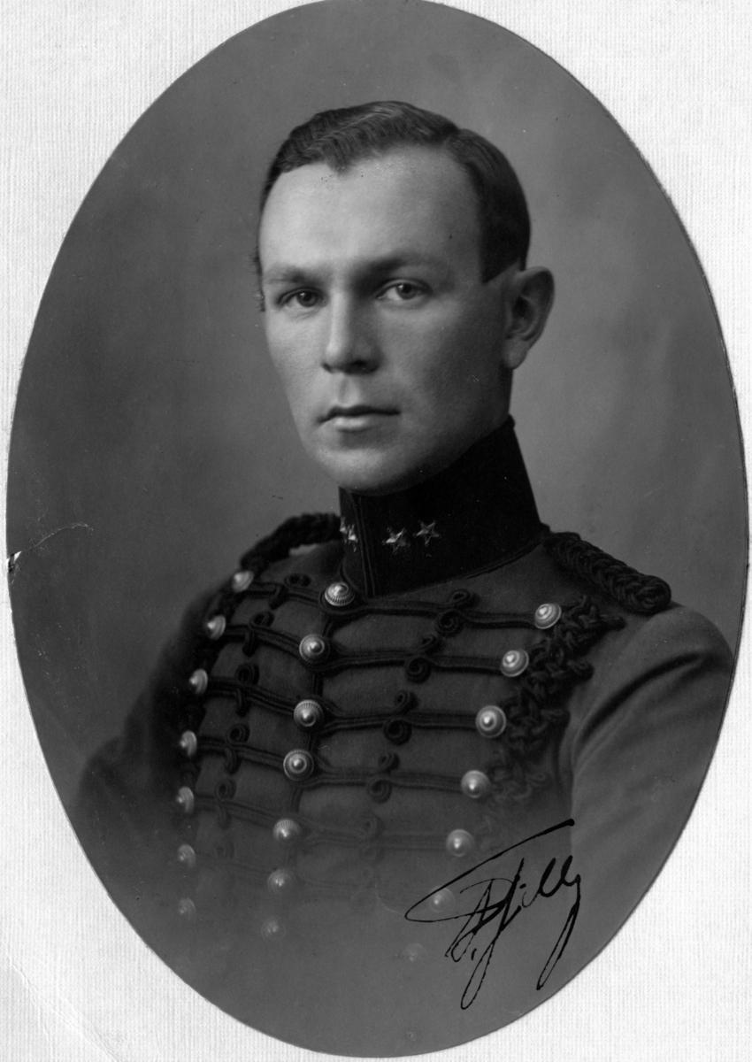 Hansson, Hasse, löjtnant A 3.