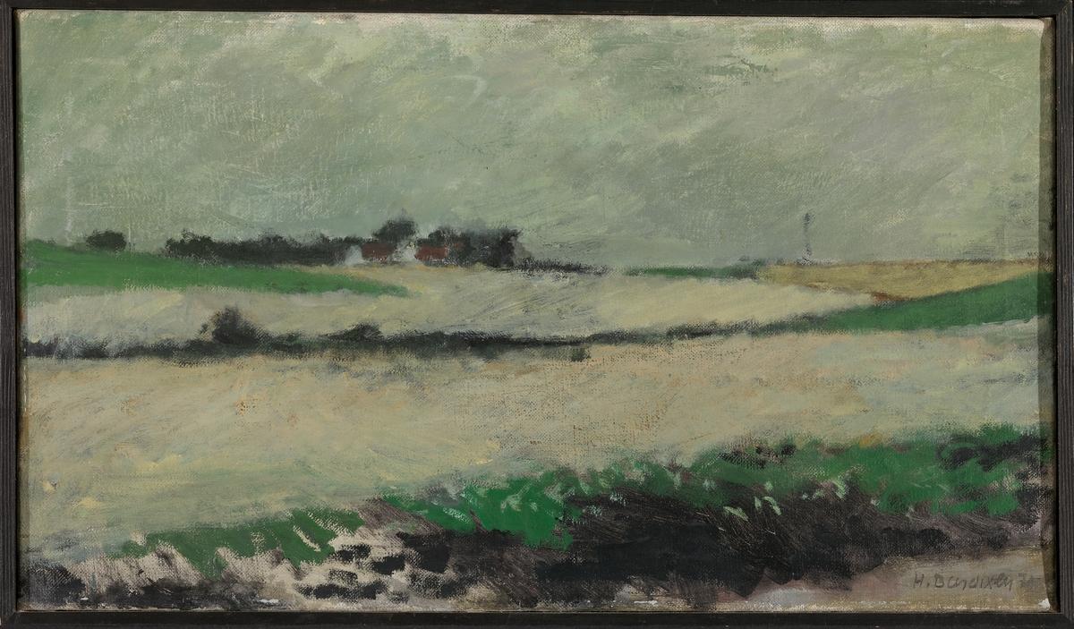 Landskap [Maleri]