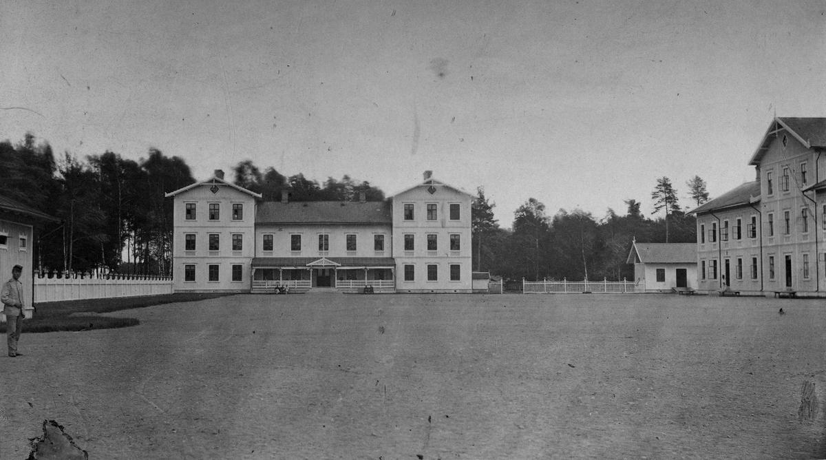 Volontärskolan i Karlsborg.