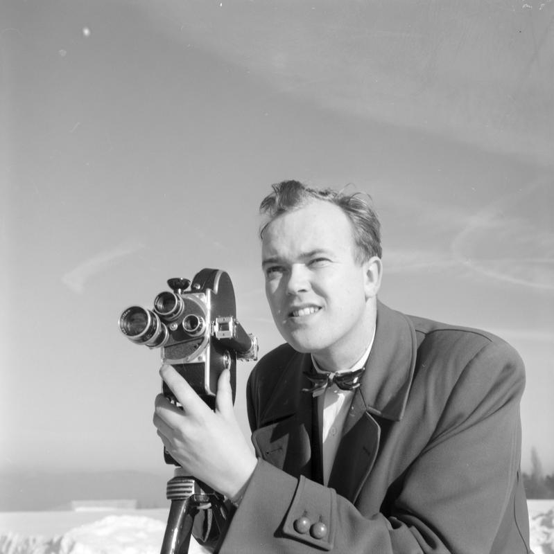Portrett Lasse Thorseth 1958-59