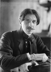 Författaren Ernst Walter Hülpers