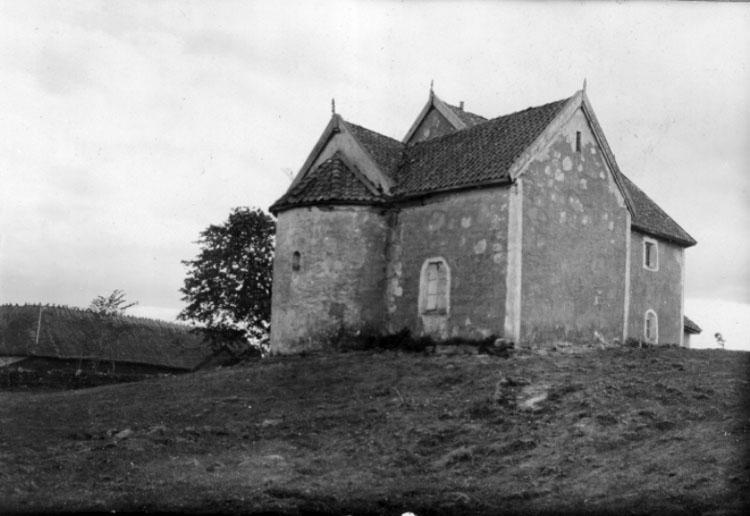 Byggd omkring 1190.