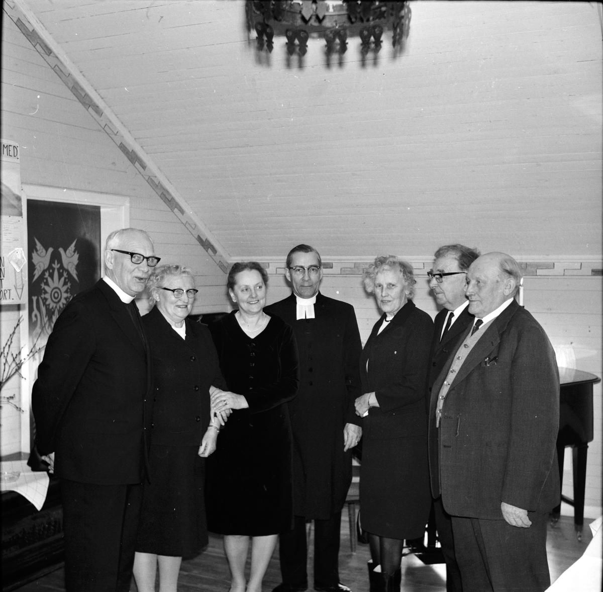 Undersvik, Komm Axel Lundgren hälsas välkommen, 3 Mars 1968