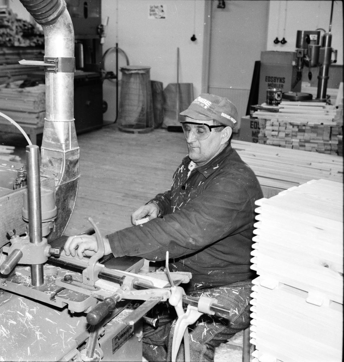 Arbrå, Arbrå träprodukter, Januari 1969