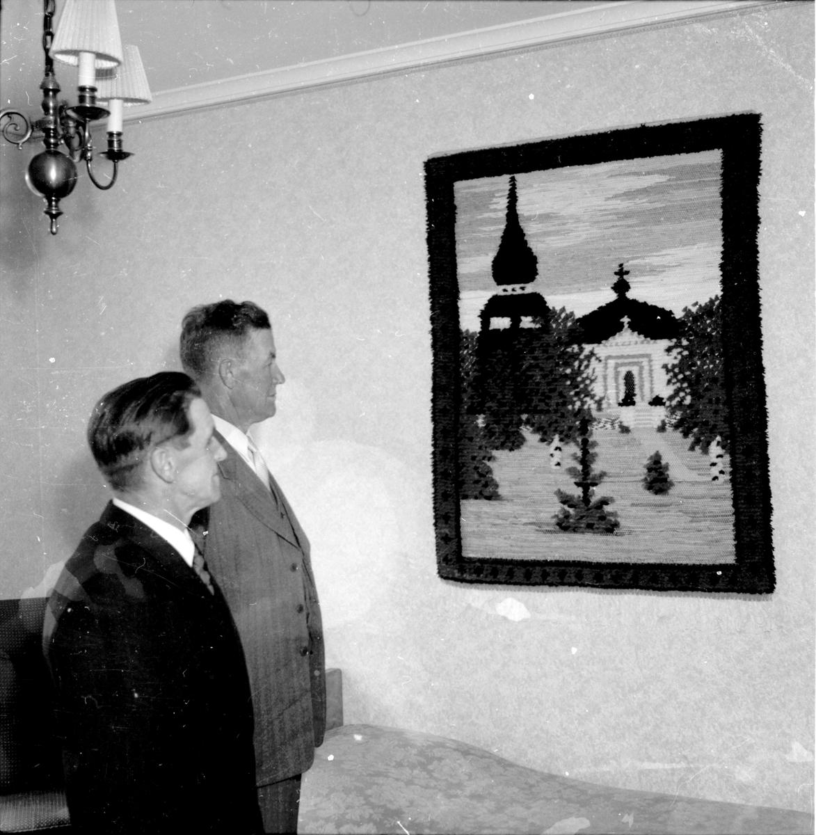 Undersvik, Stiftsgården, Kyrkorådskonferens,