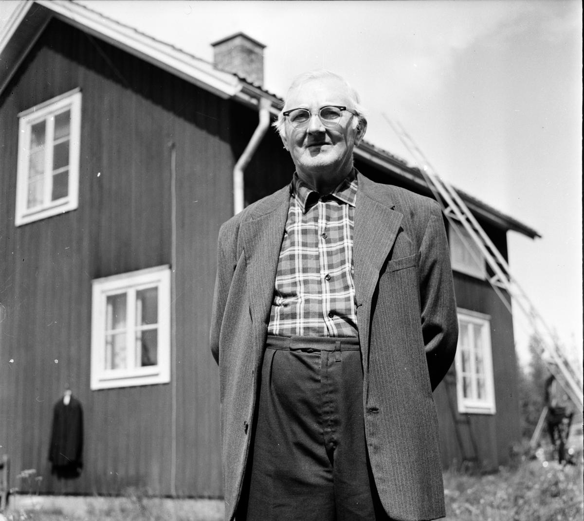 Arbrå, Helmer Sundström, Juni 1971