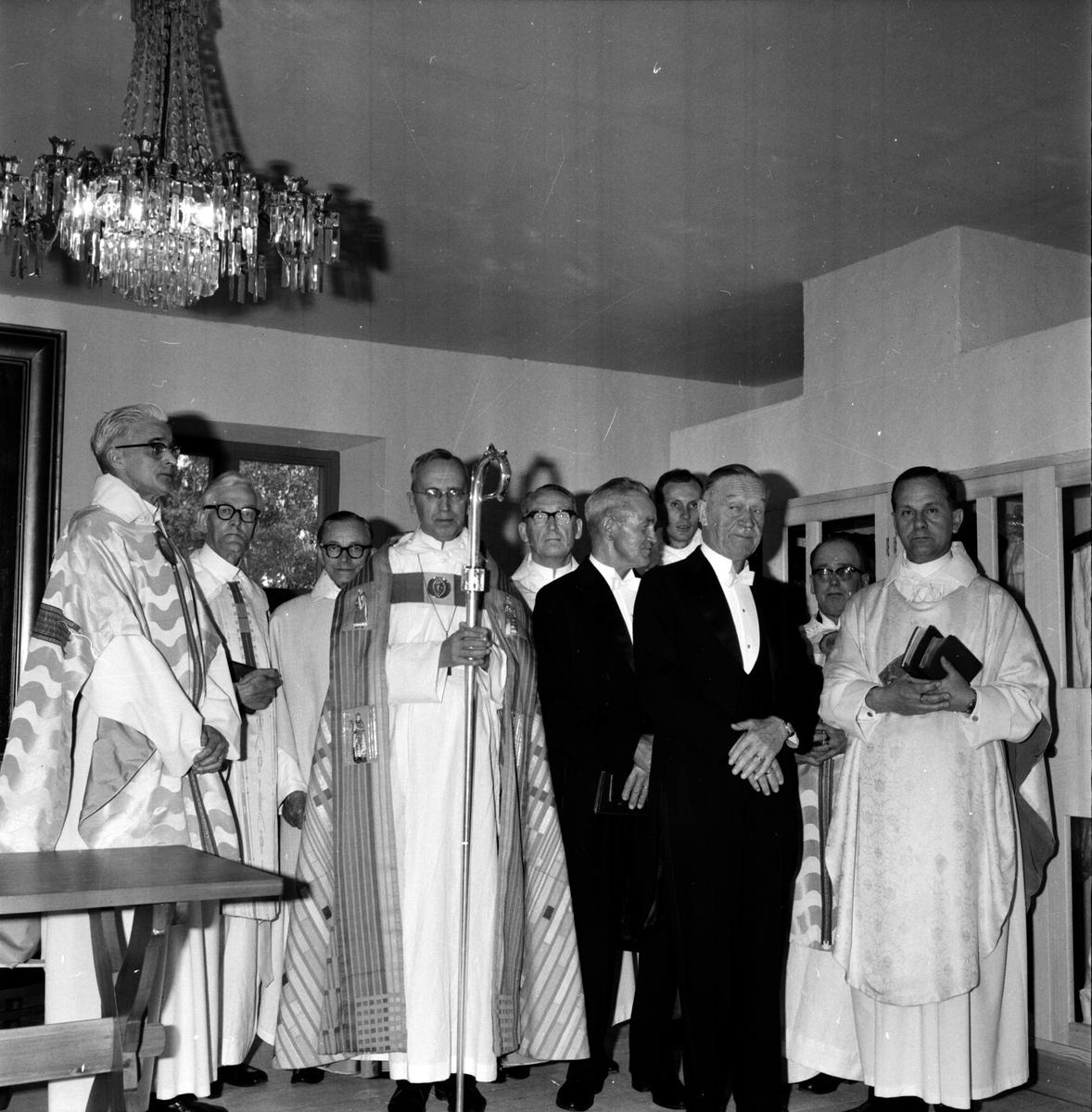 Ovanåker, Återinvigning av kyrkan, 26 Juni 1965