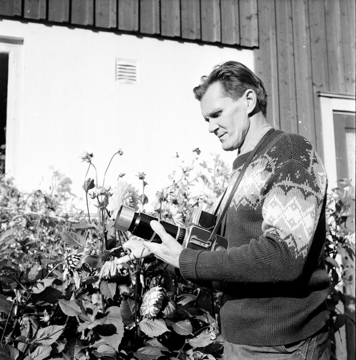 Mickelsson Hilding, Glössbo, 17 Sept 1966