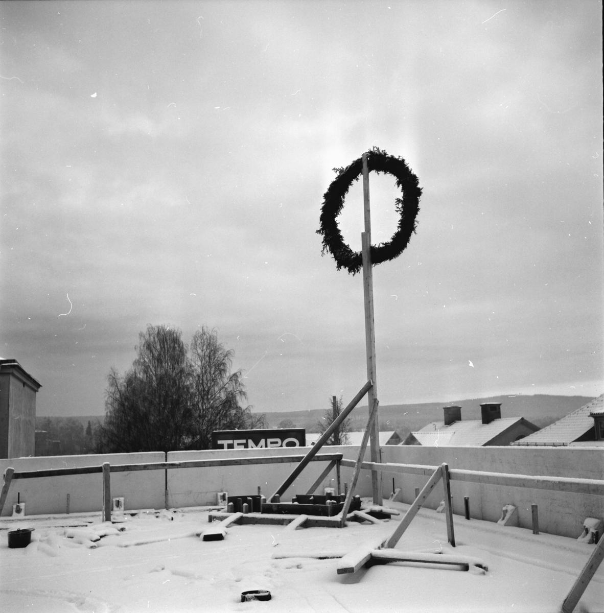 Tempobygget, Bollnäs, 16 Nov 1965