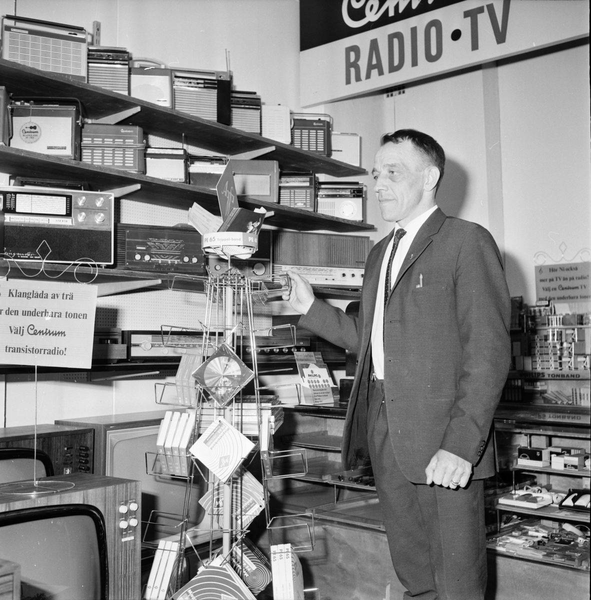 Thores Radio TV, 16 Maj 1966