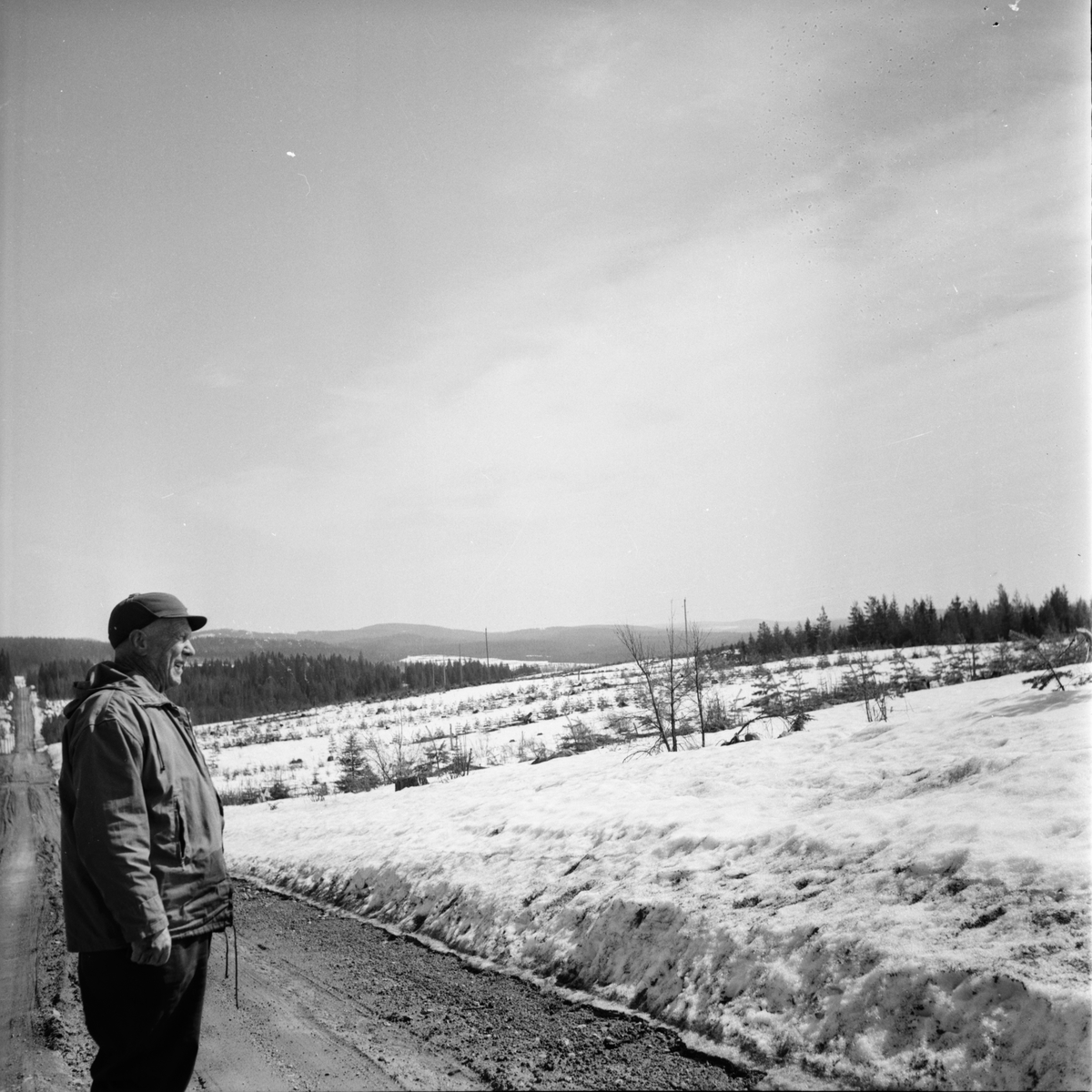 Sjösveden. Rimbo-Erik. 3/5-1966