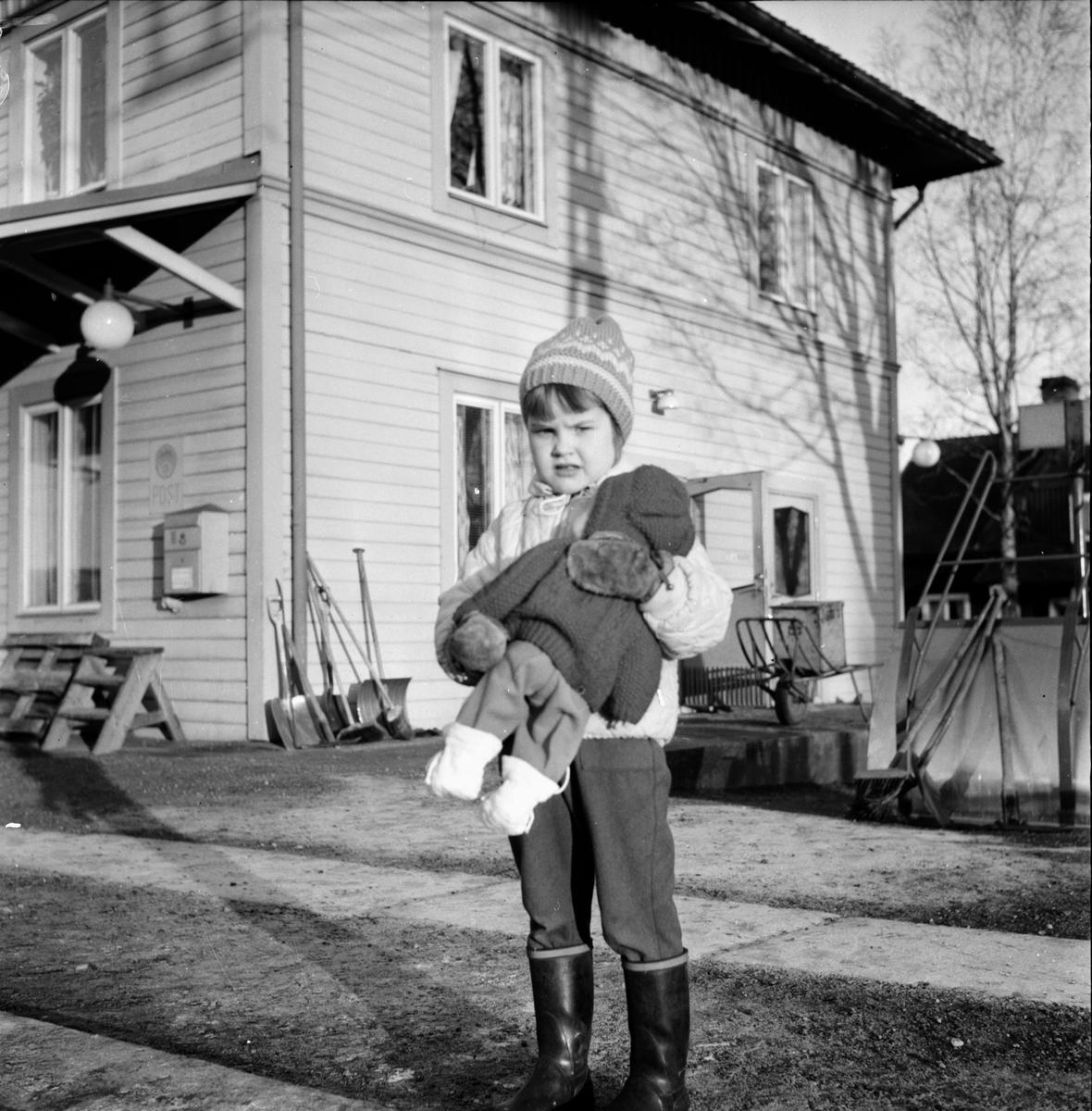 Skog - Lingbo - Holmsveden 11/12-1964