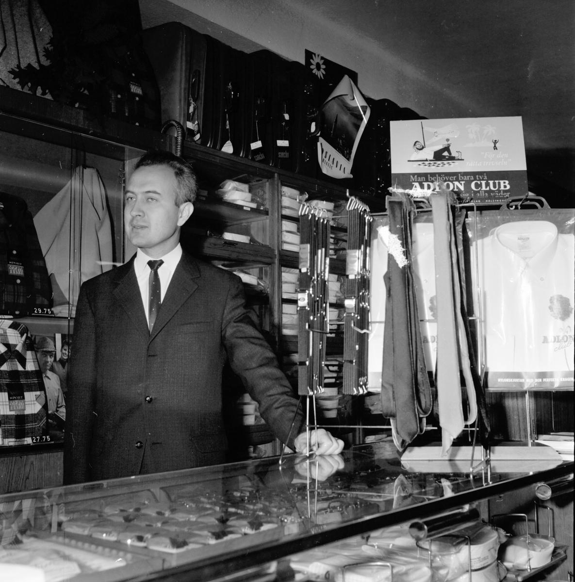 Köpman Tage Skoglund 10/11-1965