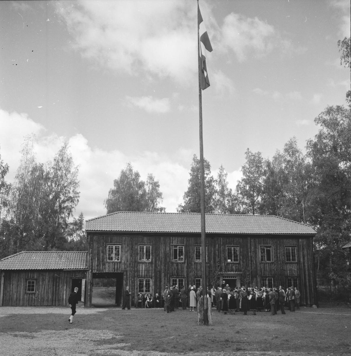 Hembygdsdag 4 Sept. 1961 Söderala