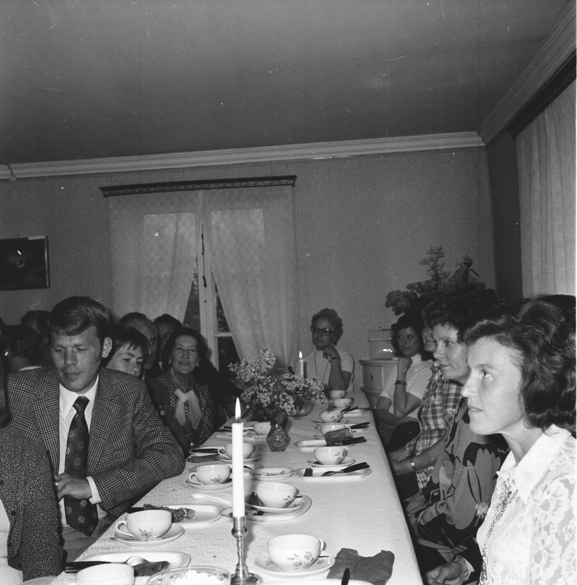 Arbrå Lion, Presidentbyte juli 1972