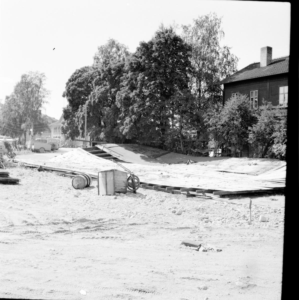 Furuvik, Hälsinglands Dag, 22 aug. 1954