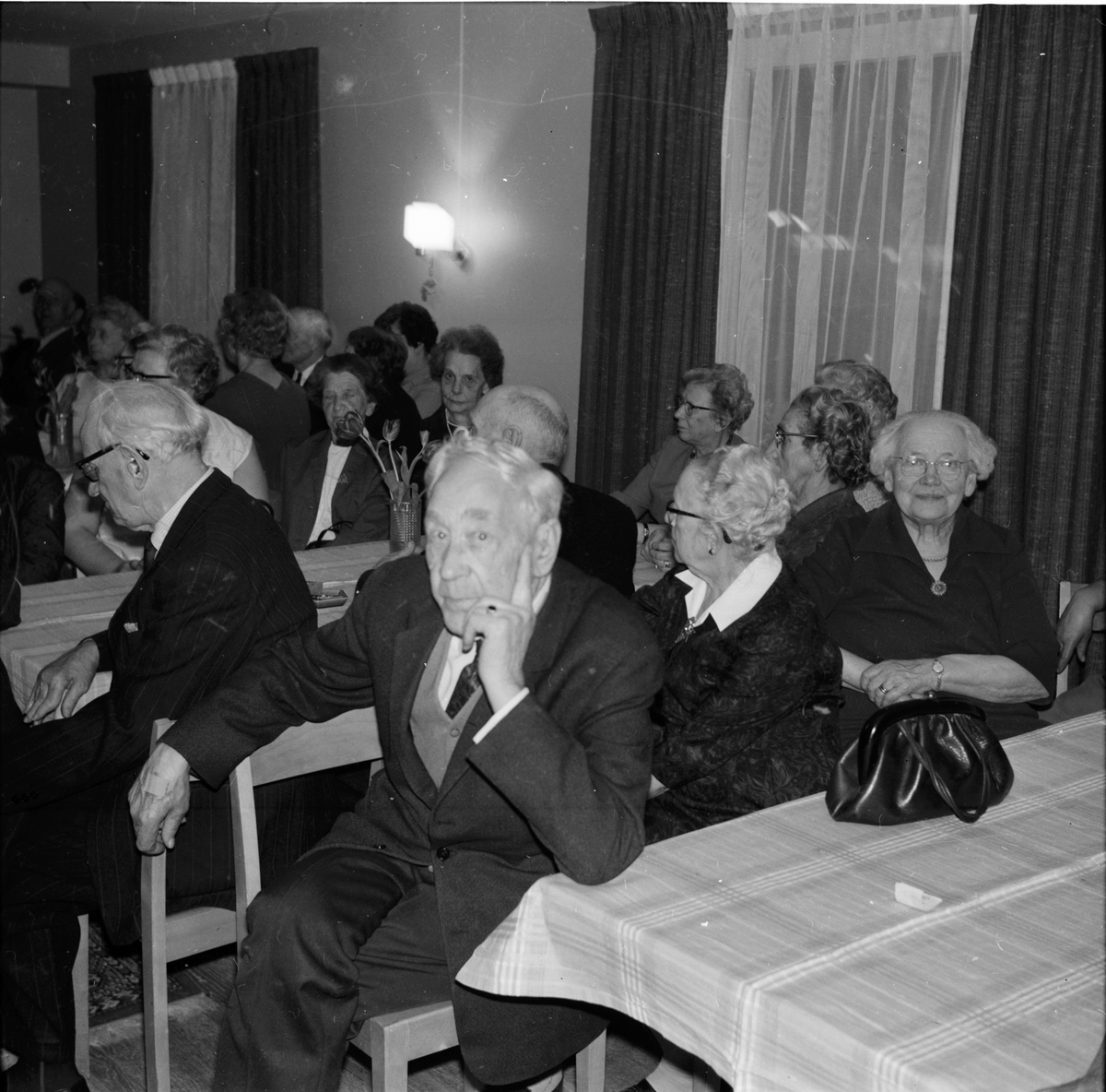 Hembygdsföreningens årsmöte Juni 1972