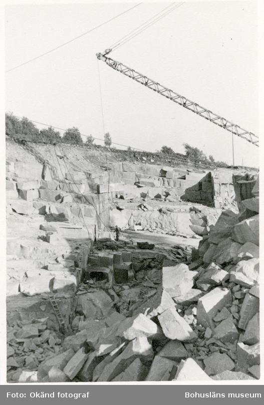 Stenbrott på Rixö