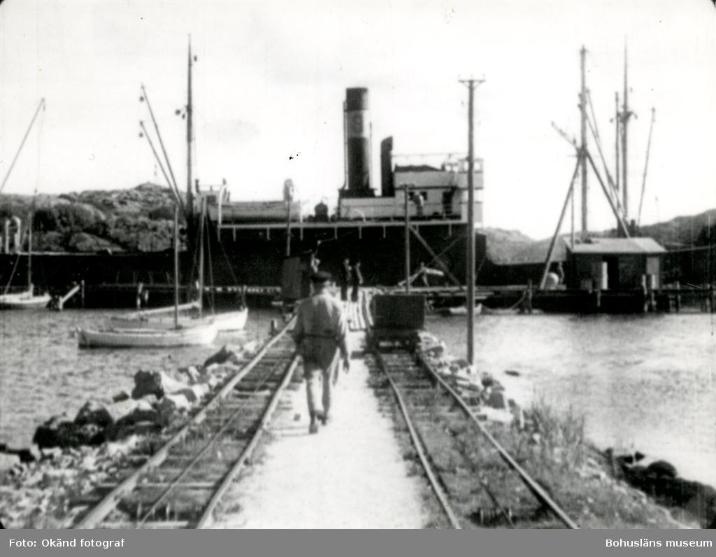 Anläggning för lastning av fartyg