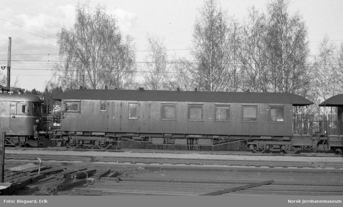 Styrevogn for motorvogn type 65/67, litra BDFS65 nr. 18608