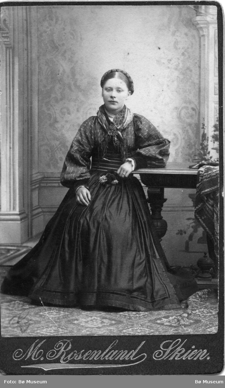 Portrett av Gunnhild Sisjord