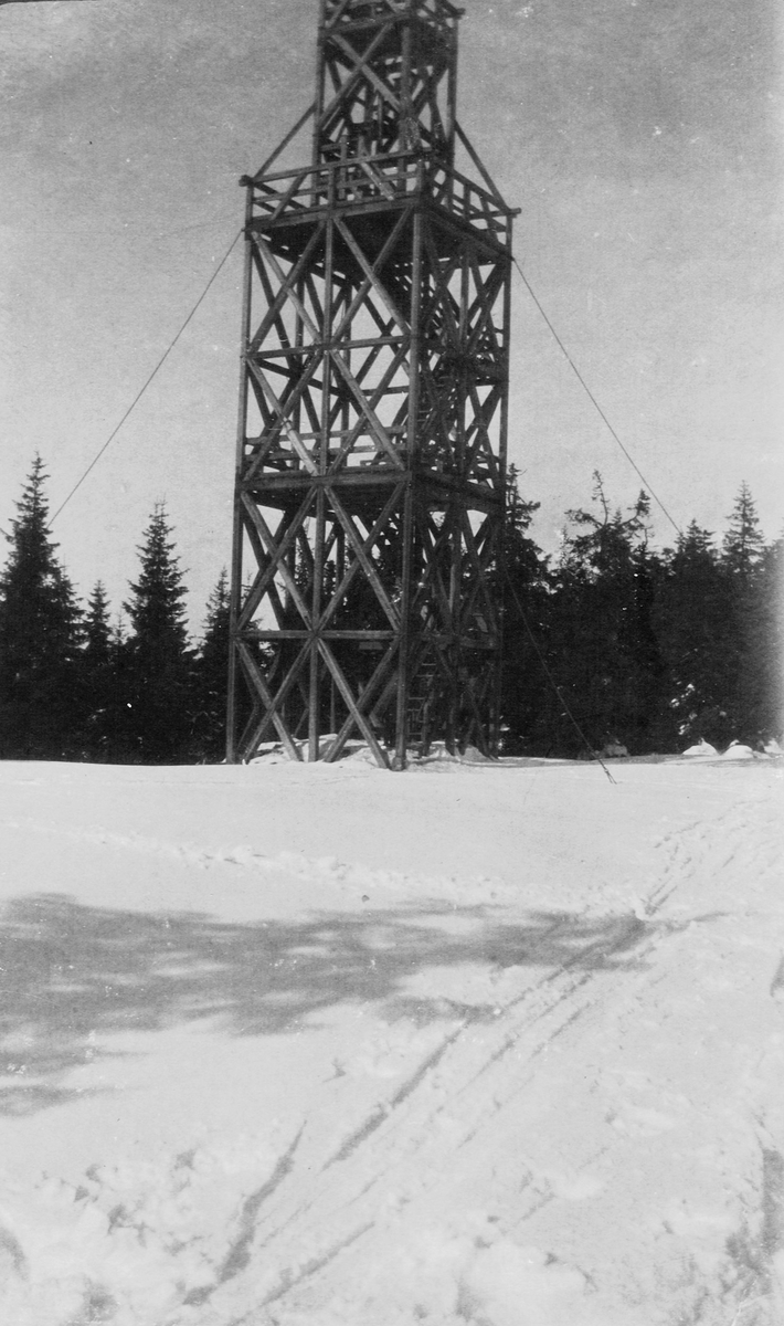 Tryvannstårnet i Oslo.