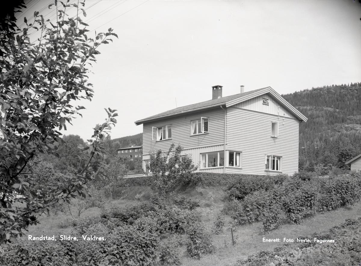 Villa Randstad i Vestre Slidre, Valdres.