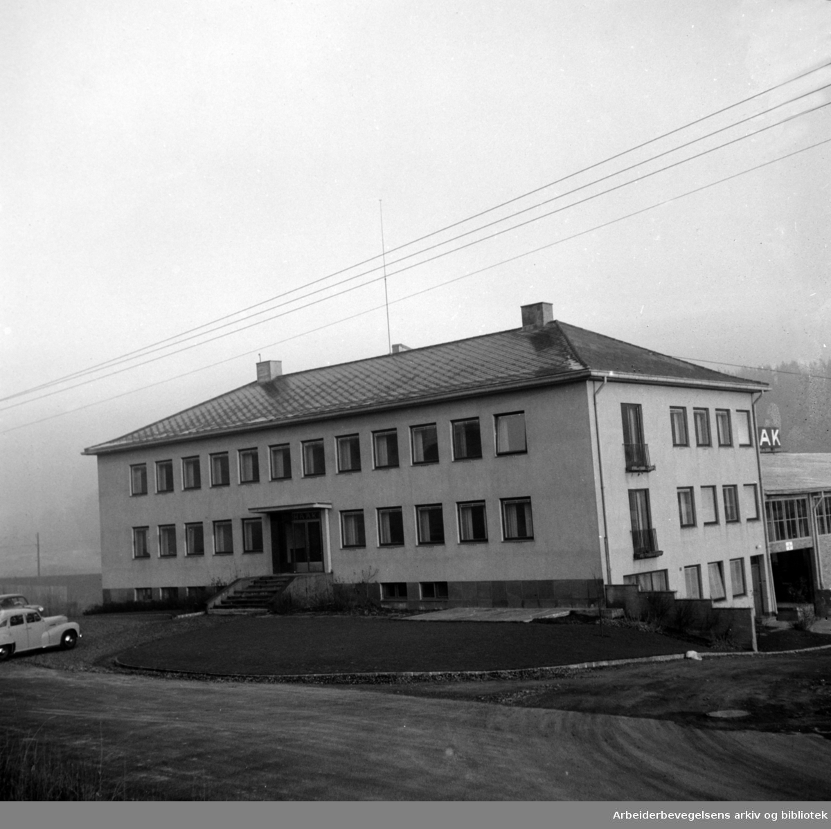 Teisen. Haak & Co. November 1955