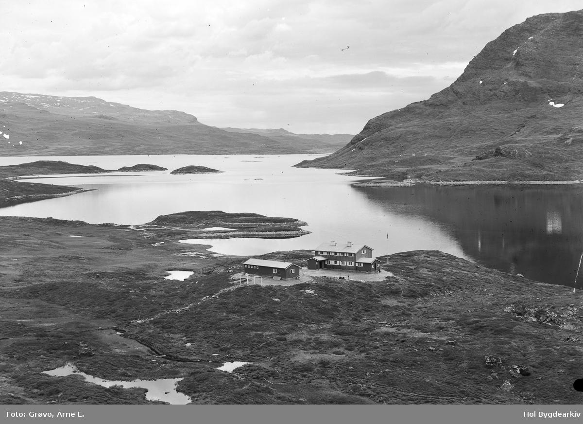 Turisthytte, Iungsdalen, landskap, Stolsvatn, høgfjell, Stolen