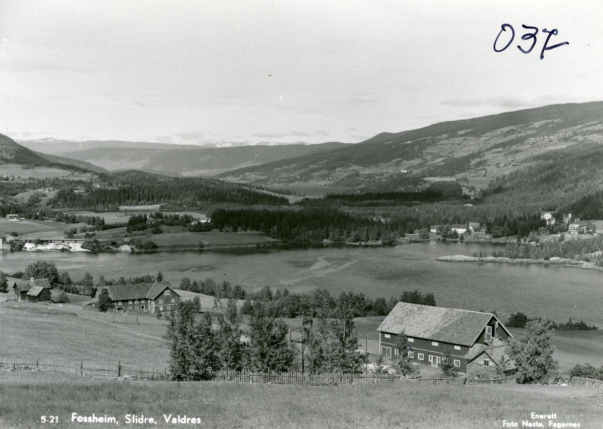 Fosheim, Røn.
