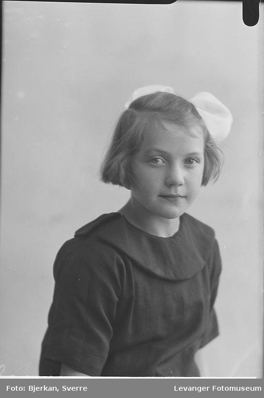 Portrett av Åse Vikdal