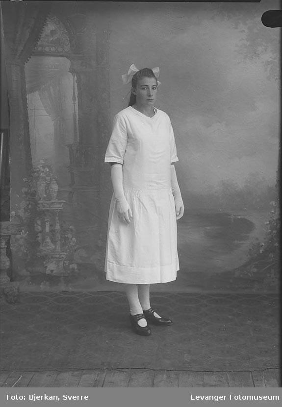 Portrett av Ingeborg Vinje
