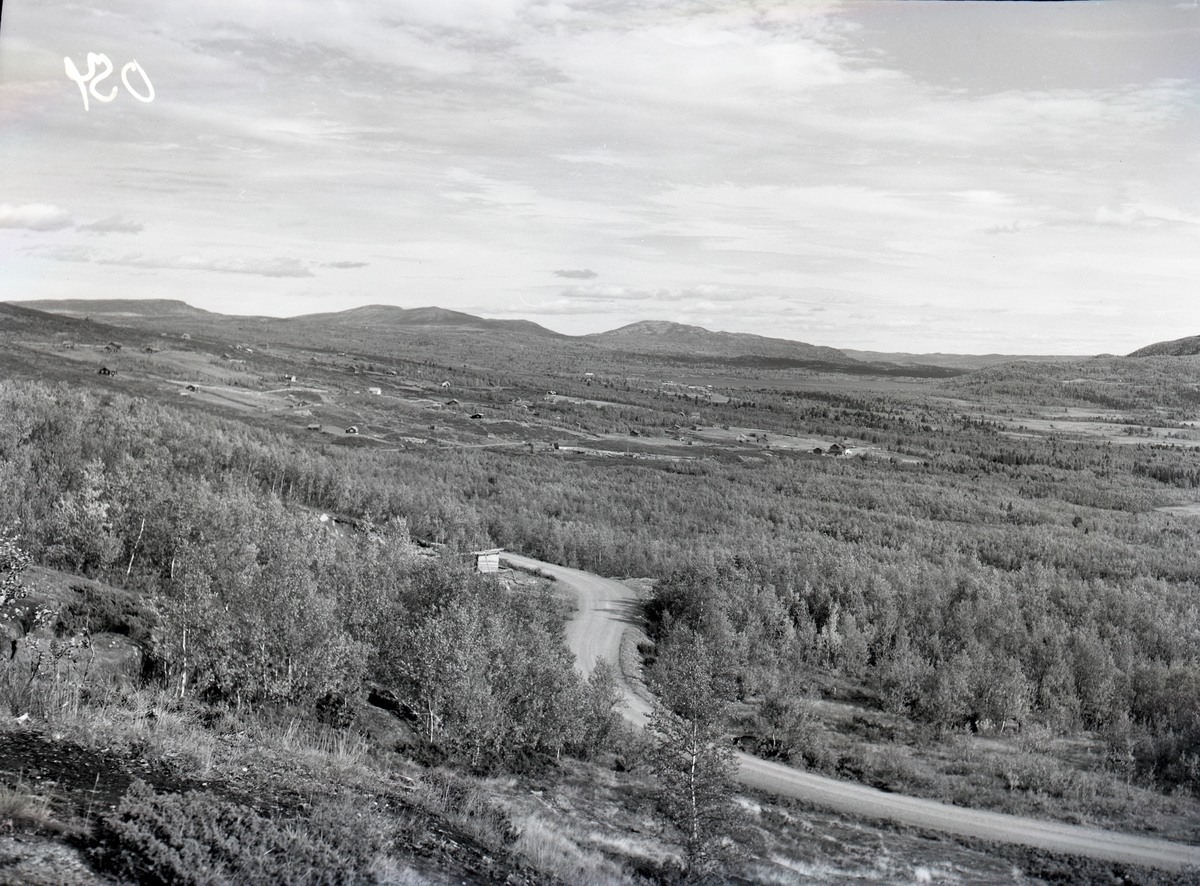 Beitostølen, Øystre Slidre.