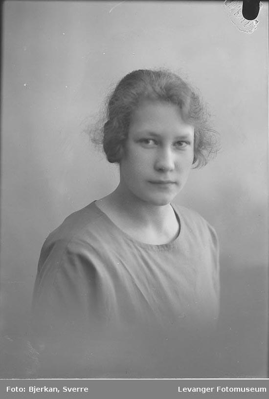 Portrett av Anna Reinsberg