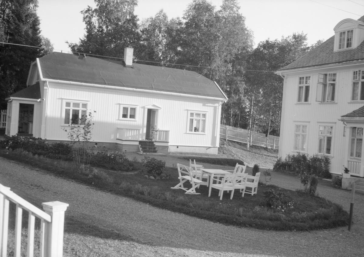 Skogsborg sanatorium.